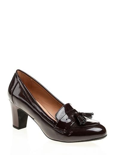 Kısa Topuklu Ayakkabı-Bambi
